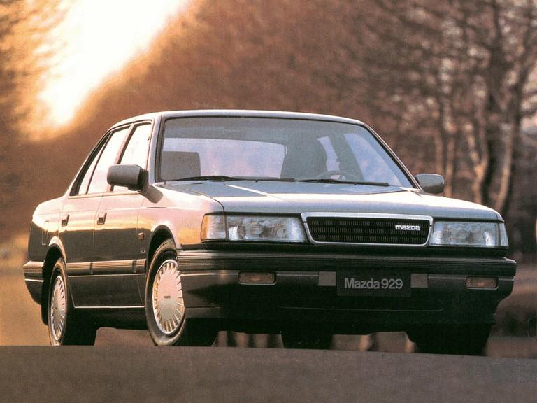1987 Mazda 929 302233