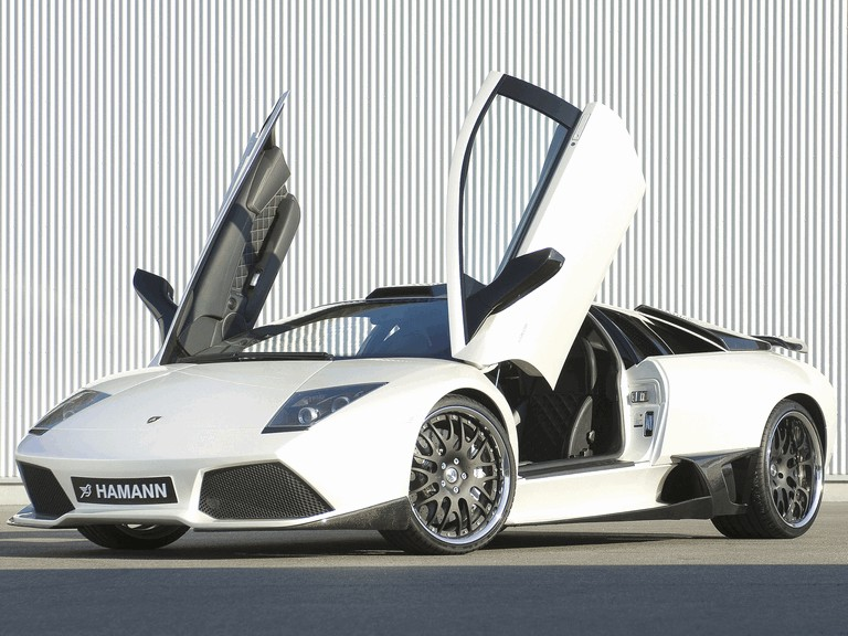 2007 Lamborghini Murcielago LP640 by Hamann 302351