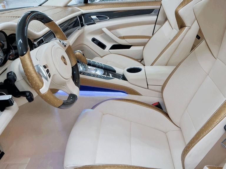 2009 Porsche Panamera ( 970 ) by FAB Design 302434