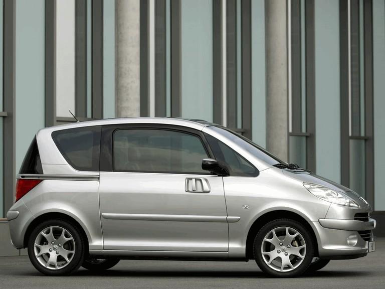 2005 Peugeot 1007 D-Day concept 208108