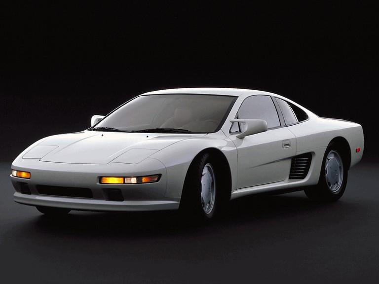 1987 Nissan Mid4 Type II concept 390785
