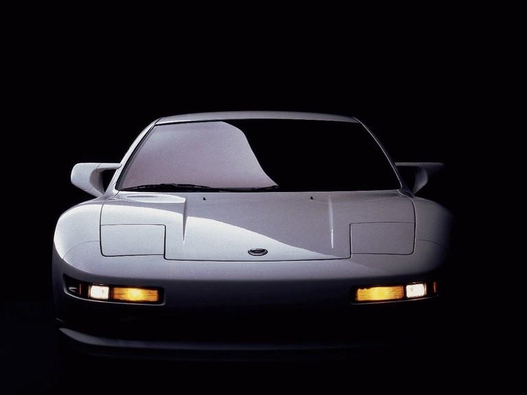 1987 Nissan Mid4 Type II concept 390787