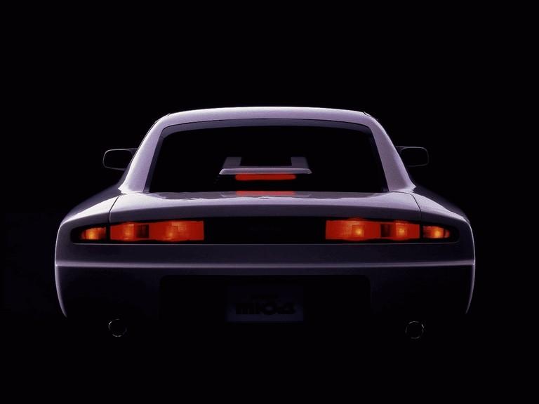 1987 Nissan Mid4 Type II concept 390789