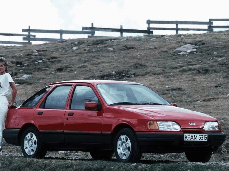 1987 Ford Sierra hatchback 302745