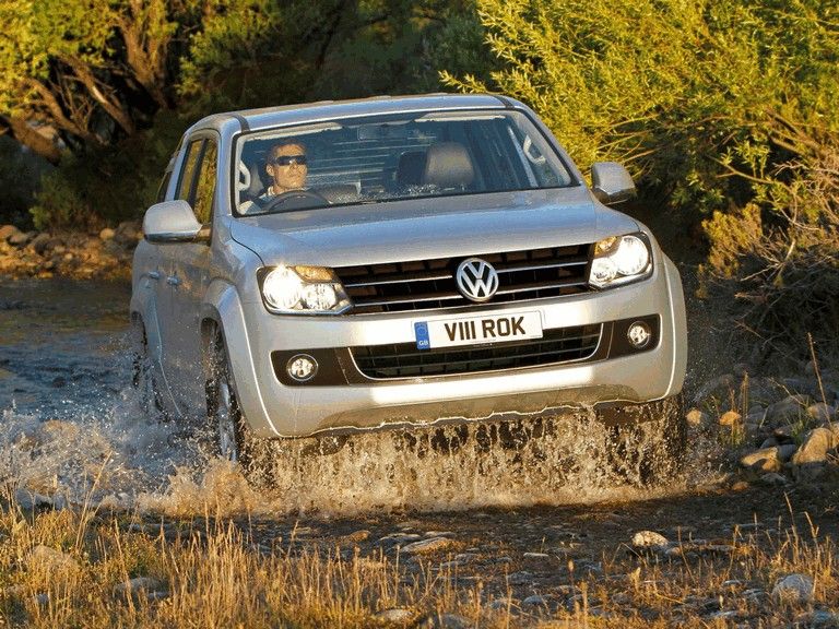 2010 Volkswagen Amarok Double Cab Highline - UK version 302867
