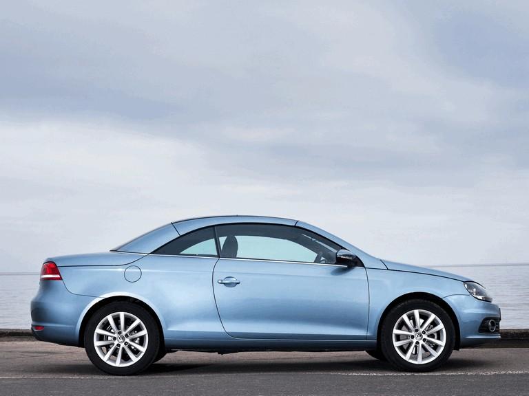 2010 Volkswagen Eos 2.0 TDi BlueMotion - UK version 302875