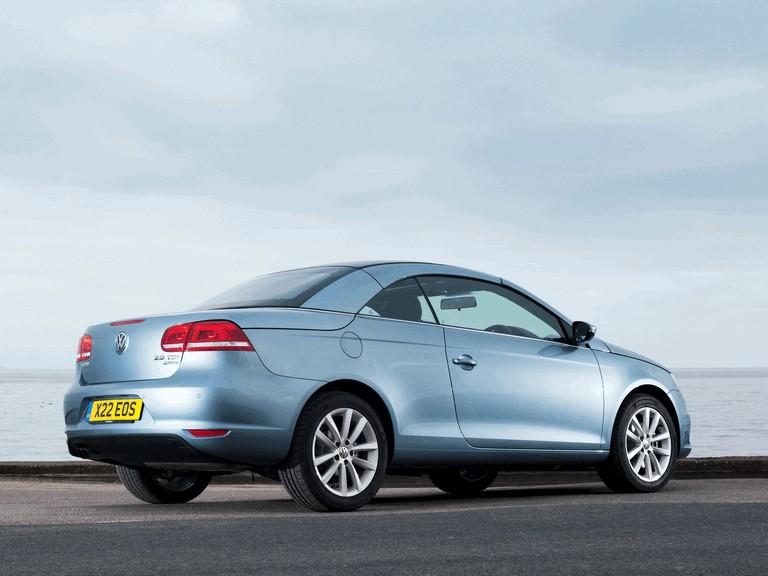 2010 Volkswagen Eos 2.0 TDi BlueMotion - UK version 302877