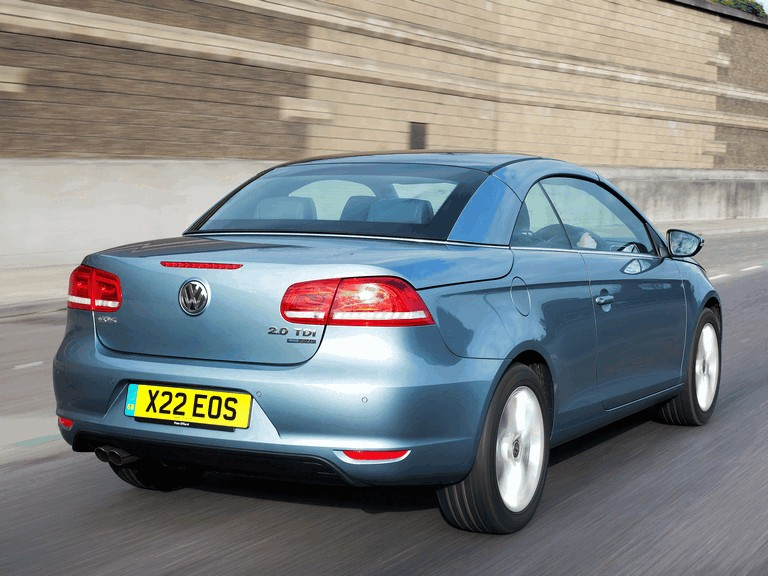 2010 Volkswagen Eos 2.0 TDi BlueMotion - UK version 302879