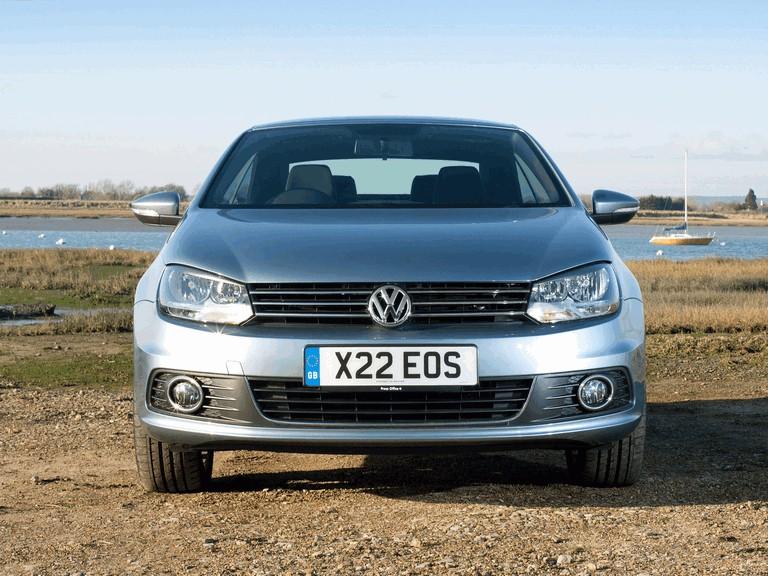2010 Volkswagen Eos 2.0 TDi BlueMotion - UK version 302882
