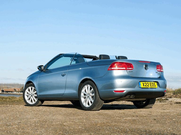 2010 Volkswagen Eos 2.0 TDi BlueMotion - UK version 302883