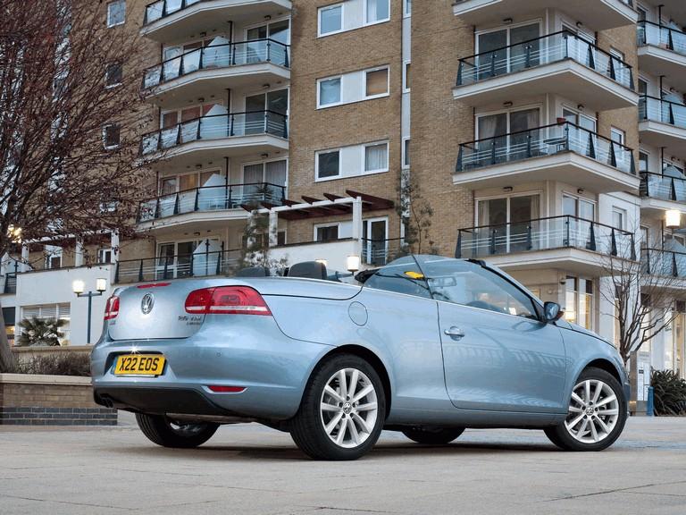 2010 Volkswagen Eos 2.0 TDi BlueMotion - UK version 302890