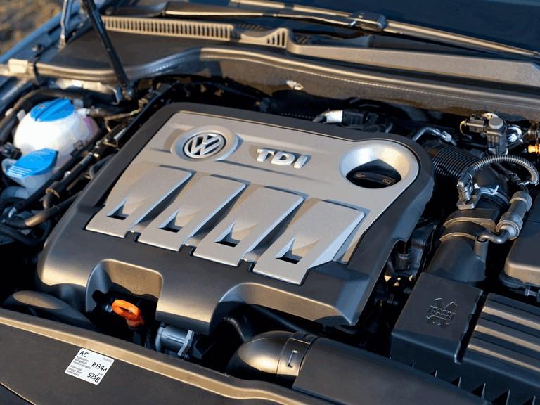 2010 Volkswagen Eos 2.0 TDi BlueMotion - UK version 302896
