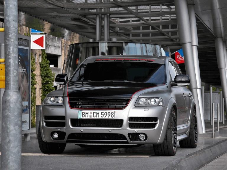 2010 Volkswagen Touareg W12 Sport Edition coverEFX 302905