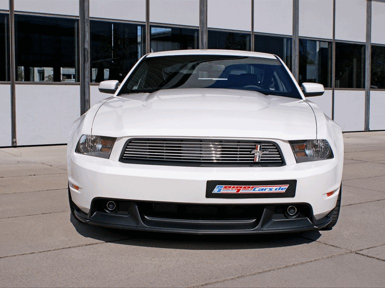 2011 Ford Mustang Kompressor by GeigerCars 303005