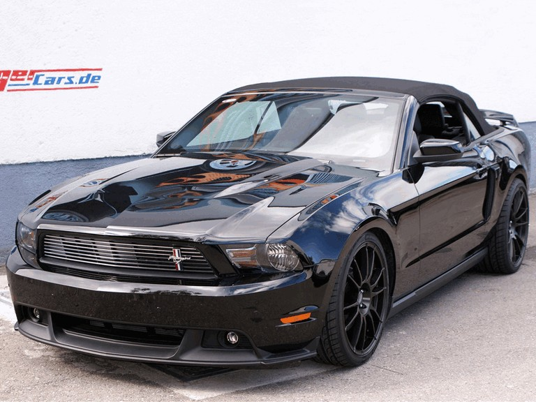 2011 Ford Mustang Kompressor by GeigerCars 303007