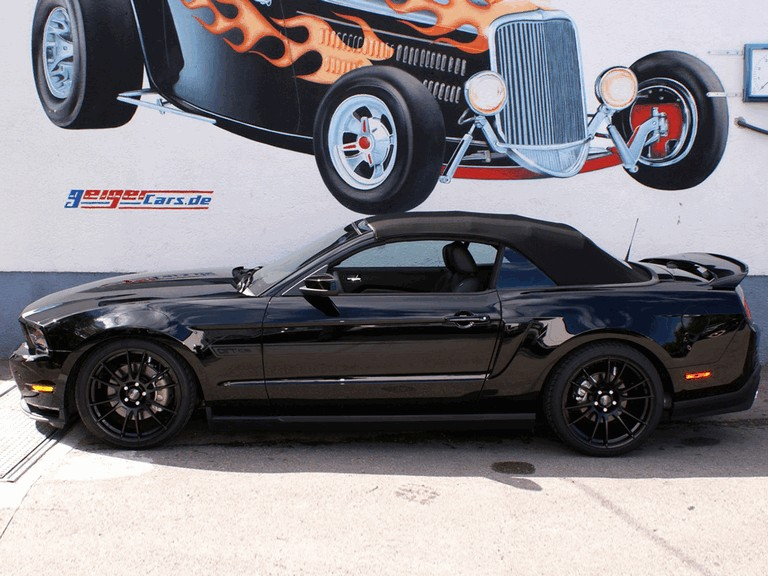 2011 Ford Mustang Kompressor by GeigerCars 303008
