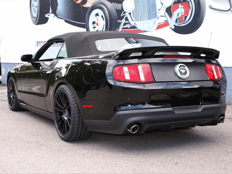 2011 Ford Mustang Kompressor by GeigerCars 303009