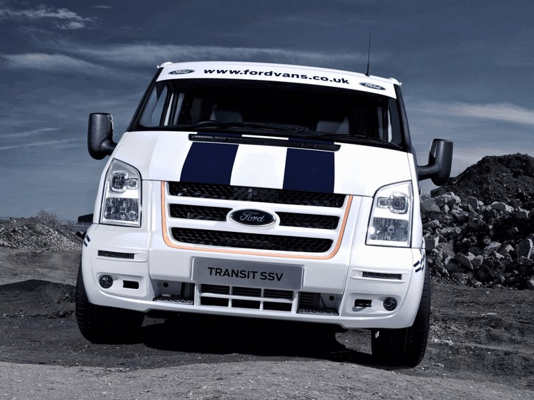 2011 Ford Transit Super Sport Van SSV 303011