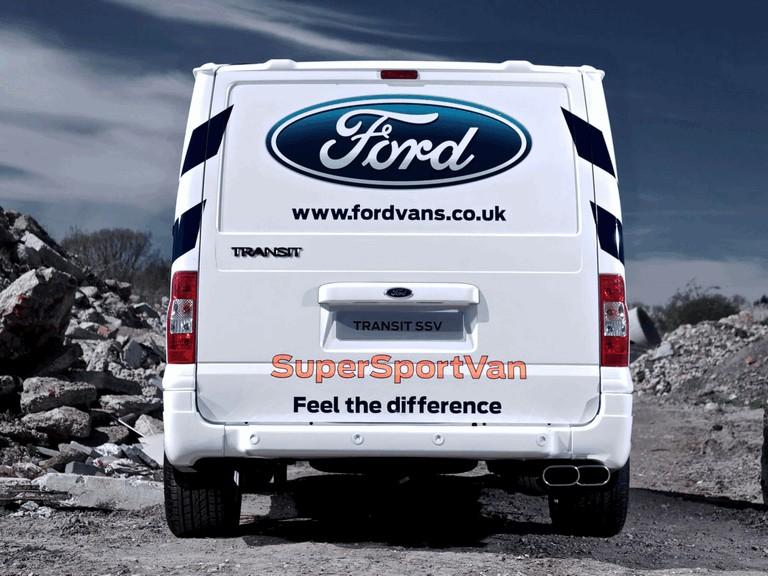 2011 Ford Transit Super Sport Van SSV 303012