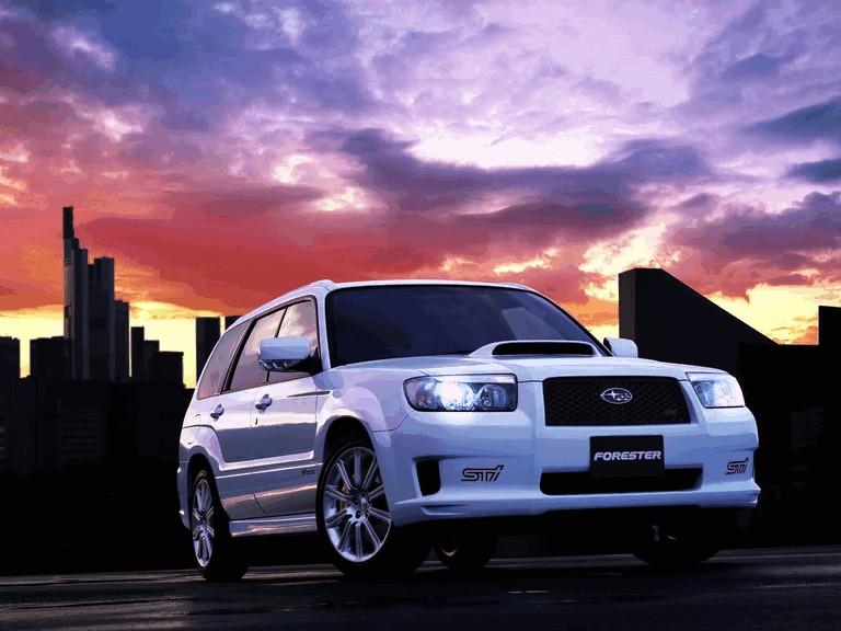 2005 Subaru Forester STi Japanese Version 208309