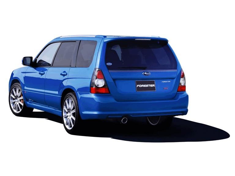 2005 Subaru Forester STi Japanese Version 208311