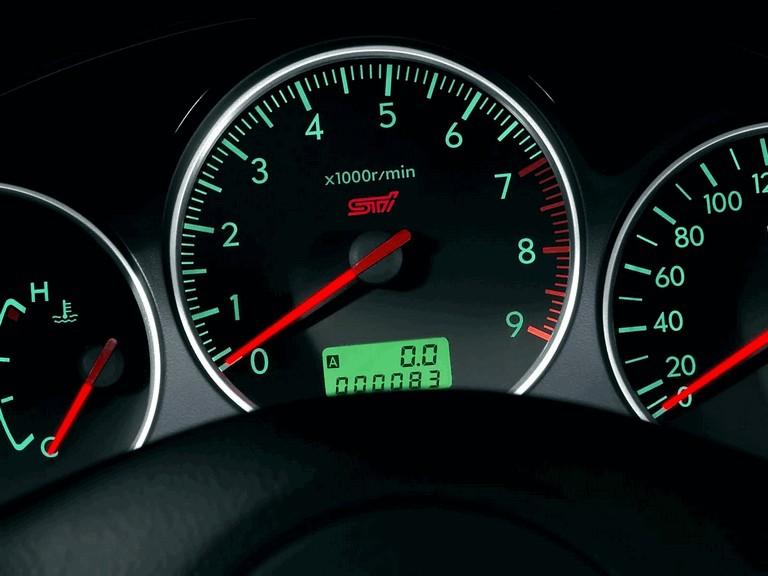 2005 Subaru Forester STi Japanese Version 208316
