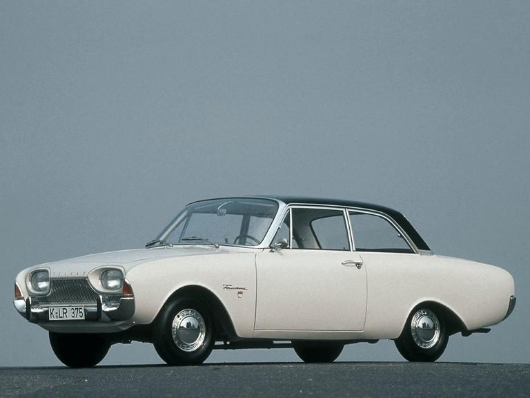 1960 Ford Taunus 17M ( P3 ) 303066