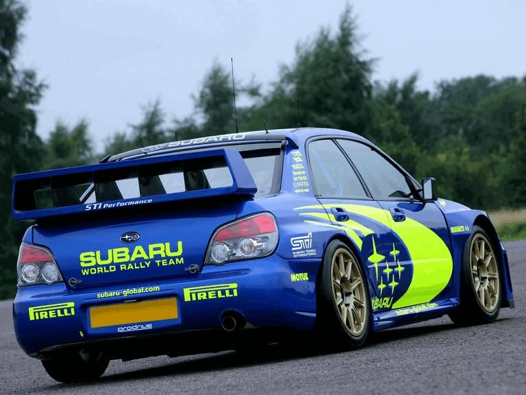 2005 Subaru Impreza WRC 2006 prototype 208325