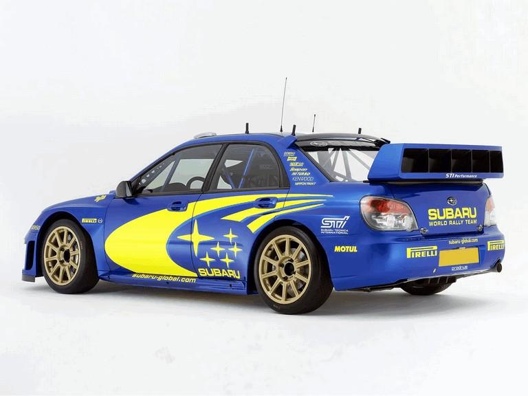 2005 Subaru Impreza WRC 2006 prototype 208328