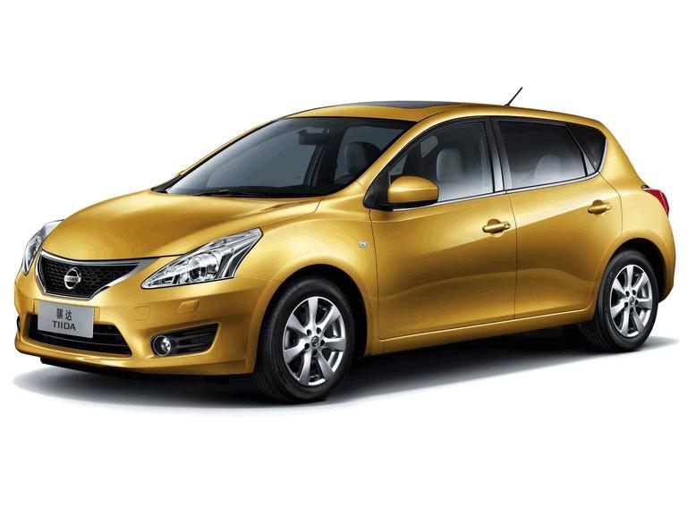 2011 Nissan Tiida 303244