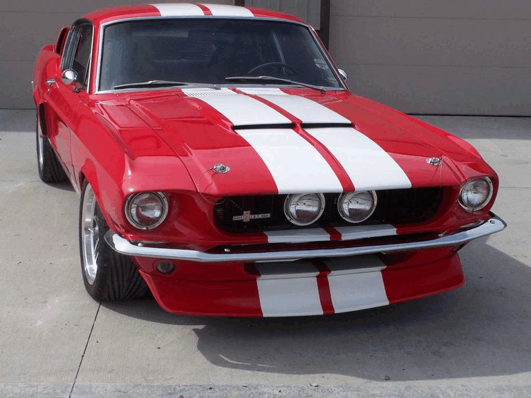 1967 Ford Mustang Shelby Gt500 Super Snake Mad4wheels