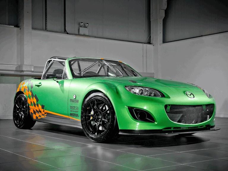 2011 Mazda MX-5 GT race car 303310