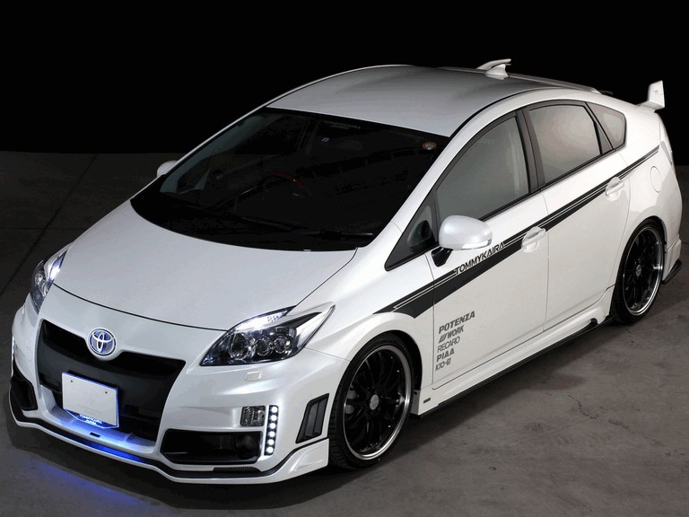 2011 Toyota Prius ( ZVW30 ) RR-GT by Tommykaira 303428