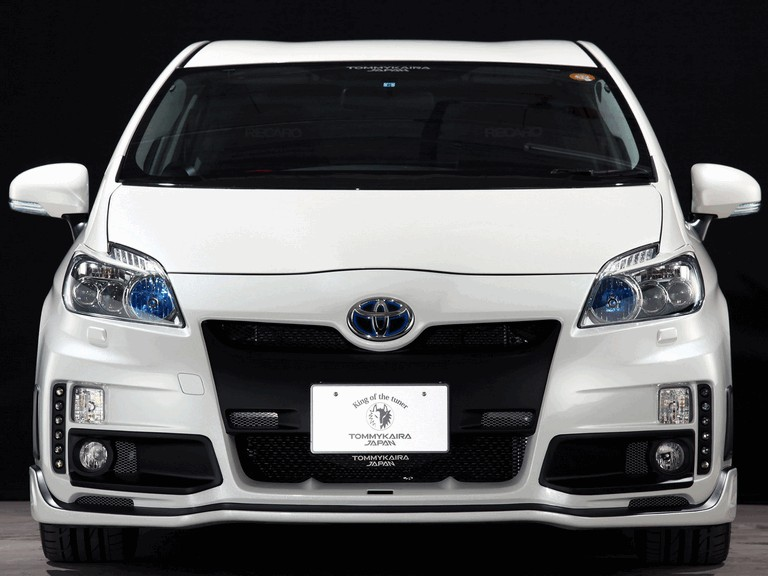 2011 Toyota Prius ( ZVW30 ) RR-GT by Tommykaira 303432