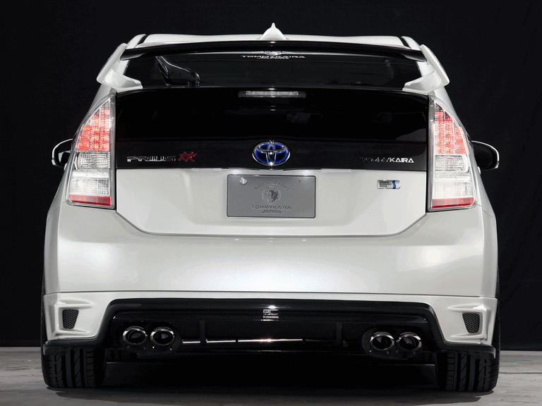 2011 Toyota Prius ( ZVW30 ) RR-GT by Tommykaira 303433
