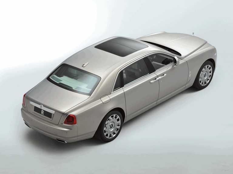 2011 Rolls-Royce Ghost Extended Wheelbase 303435