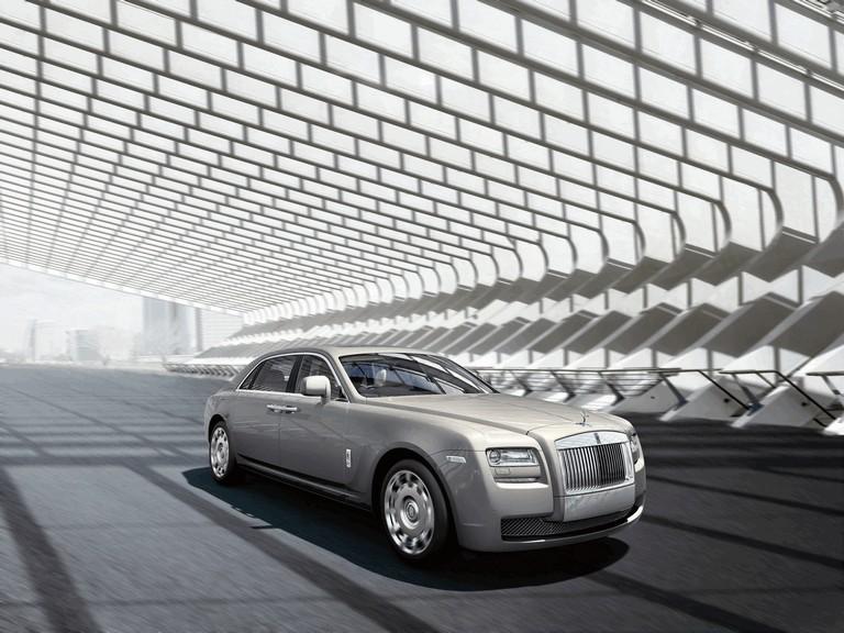2011 Rolls-Royce Ghost Extended Wheelbase 303436