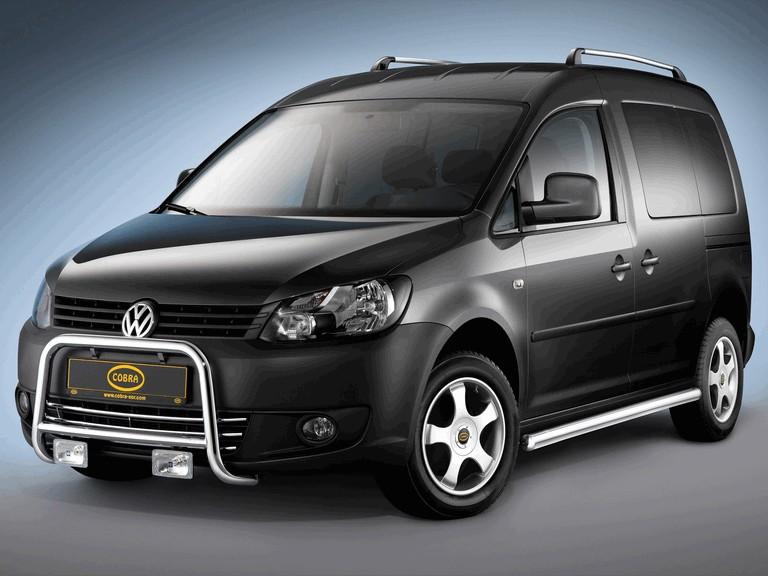 2011 Volkswagen Caddy by Cobra Technologies 303699