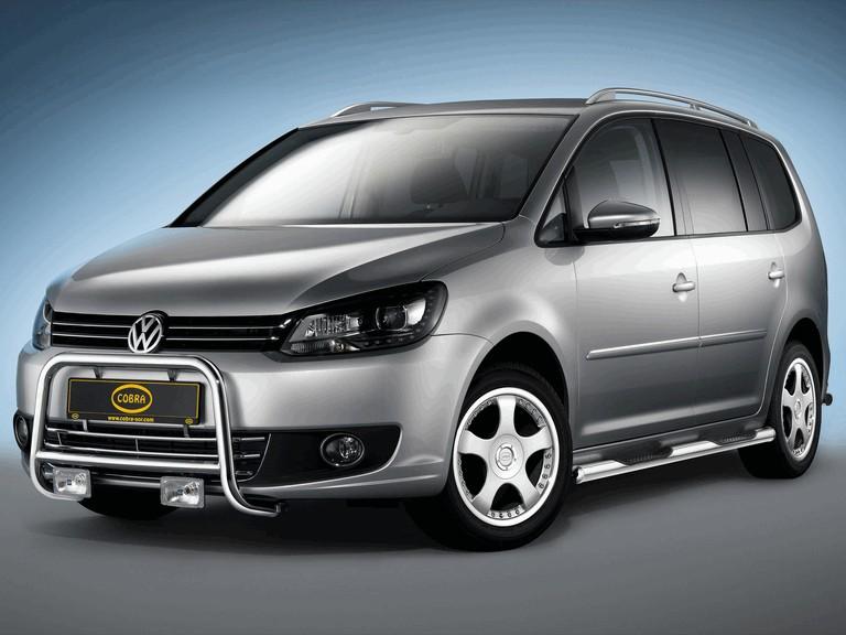 2011 Volkswagen Touran by Cobra Technologies 303707