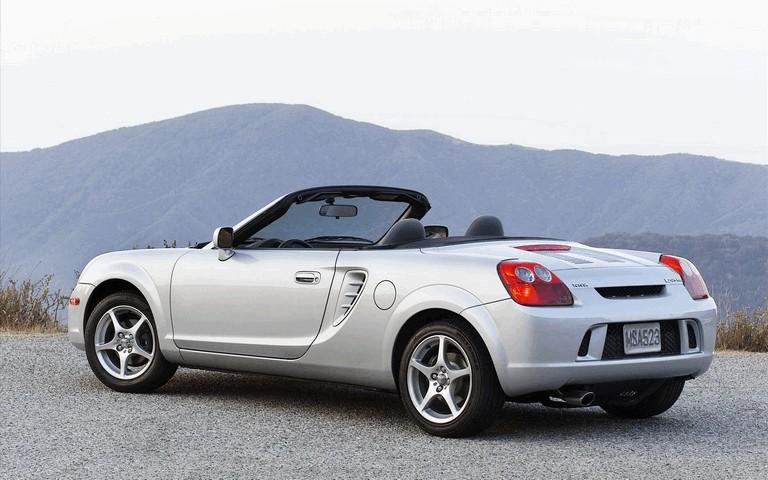 2005 Toyota MR2 spyder 487501