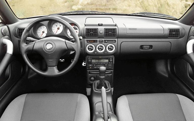 2005 Toyota MR2 spyder 487505