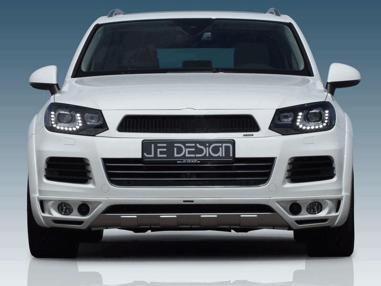 2011 Volkswagen Touareg Hybrid by JE Design 303763