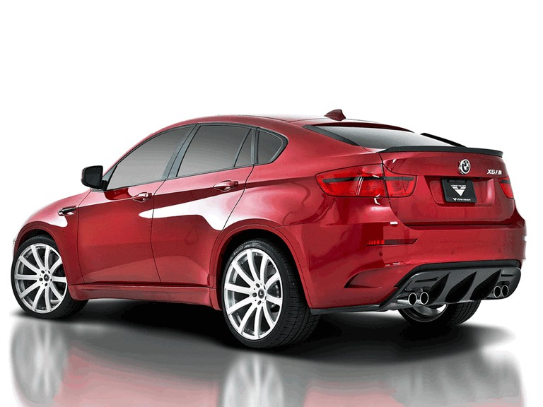 2011 BMW X6 M by Vornsteiner 303780