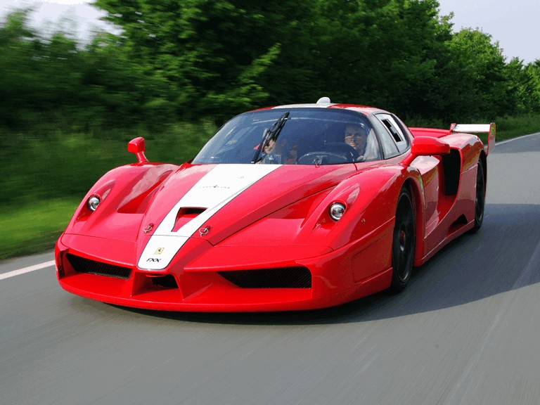 2008 Ferrari Fxx By Edo Competition Free High Resolution Car Images