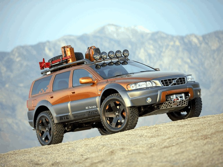 2005 Volvo Xc70 All Terrain Concept Free High Resolution