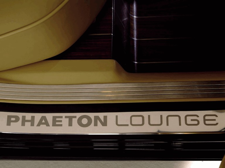 2005 Volkswagen Individual Phaeton Lounge concept 208477