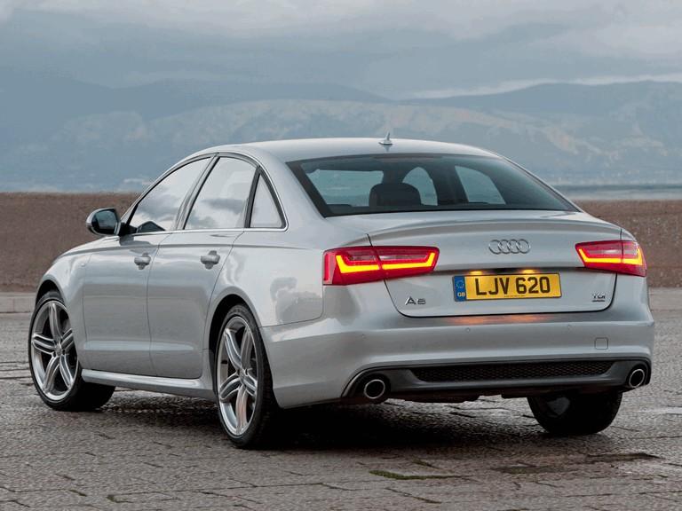 2011 Audi A6 3.0 TDi S-Line - UK version 304449