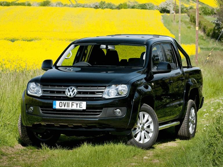 2010 Volkswagen Amarok Double Cab Trendline - UK version 304753