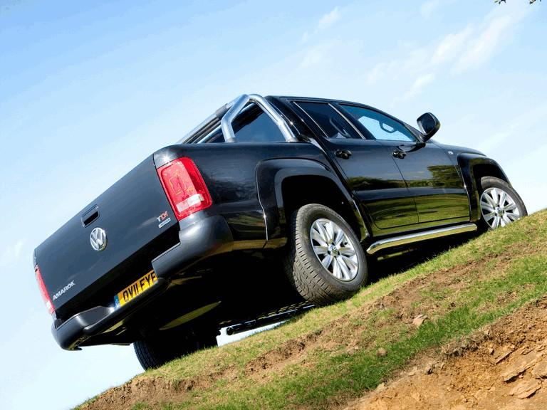 2010 Volkswagen Amarok Double Cab Trendline - UK version 304756