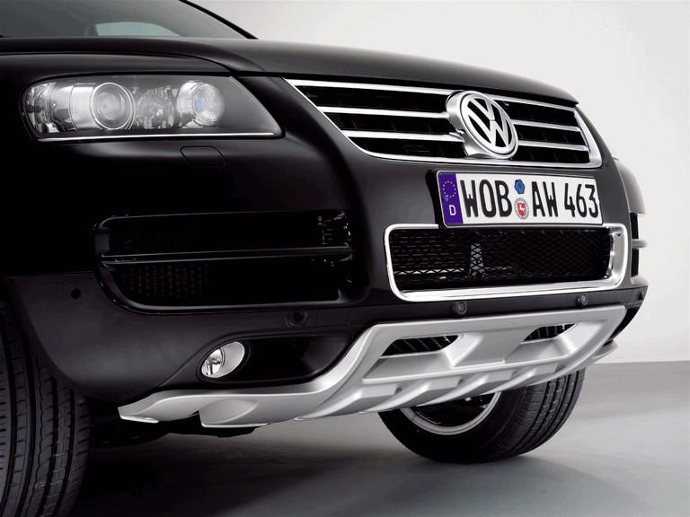2005 Volkswagen Touareg V6 TDI King Kong 208516